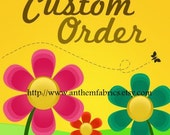 Custom listing for xwashy