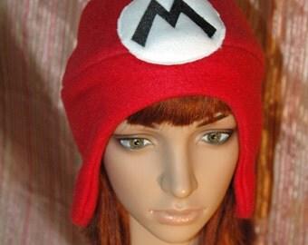 Mario Fleece Hat