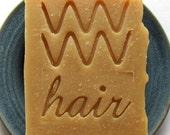 Vegan Neem Shampoo Bar - Natural Shampoo Bar - Solid Shampoo - Vegan Shampoo Bar - Sample size