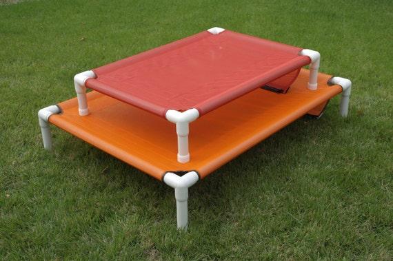Orthopedic Dog Bed PVC Dog Bed Cot Indoor Outdoor Dog Bed 6