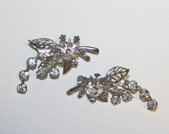 Bling Bling Vintage Rhinestone Scatter Pins