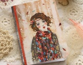 Illustrated notebook - Souvenir d'Hiver