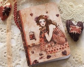 Illustrated notebook - My Love Stories