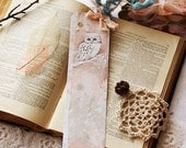 Bookmark - Snow Owl