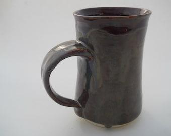Ironstone glazed mug