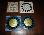 3 Vintage Veiw Master disc's Little Black Sambo New York worlds fair and Santa Catalina Island reserved for Mike