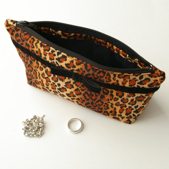 Jewelry organizer anti tarnish interior pockets by for Anti tarnish jewelry bags