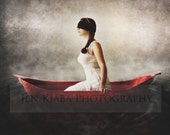 At the Helm - Surreal Fantasy Fine Art Photography Print