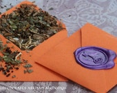 MASTER KEY Spirit of Magic™ Herb Loaded Envelope Spell by Witchcrafts Artisan Alchemy® w/ Abre Camino