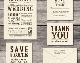 Wedding Invitation Stamp Suite   Custom Wedding Stamp   Wedding Invitation Stamp   Wedding Invitation Suite   Custom Rubber Stamp