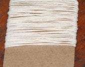 5 yards - linen thread 18/3