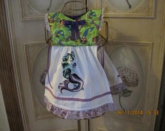 Mermaid Kitchen Towel Dress