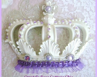 Popular items for nursery crown decor on Etsy