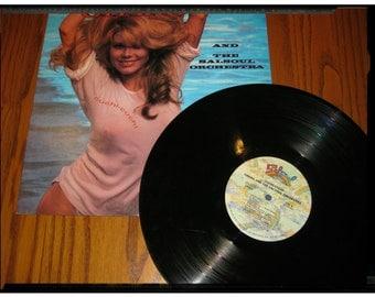 "VINTAGE 1977 ""The Cuchi-Cuchi"" CHARO The Sexy Wet T-Shirt Temptress & The SalSoul Orchestra Funk Soul Latin Disco Retro Vinyl LP Album #5519"