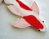 Koi Tile Ceramic mosaic Tiles for Mosaics Garden and  Art