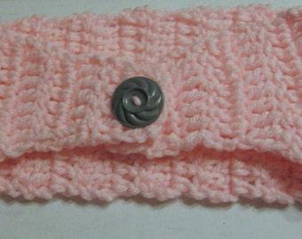 Crochet Headwrap, PATTERN ONLY, Boho Crochet, Winter or Summer Headband, PATTERN Only  Easy to Make