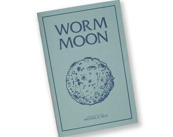 Worm Moon - Illustration Zine by Michael Heck