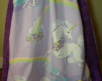 Vintage Unicorn Skirt