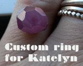 Custom listing for Katelyn