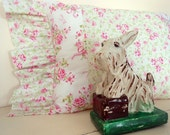 Swing into Summer with Shabby Chic Sweet Soft Pillow!