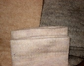 Toasty Toes Alpaca Socks - Midweight Calf Length