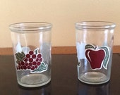 Set of 2 Bama Jelly Glasses
