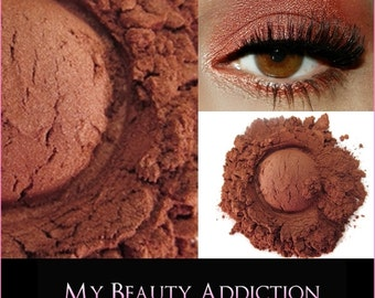 Clearance-Mineral Eye Shadow 'Copper Canyon'