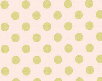 Michael Miller - Quarter Dot Pearlized in Confection