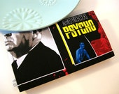 Hitchcock Movie Poster Checkbook Cover