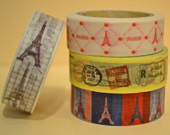 Parisian Washi Tape (SC-124)