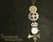 Whooo's Keeping Time - My Steampunk Revolution