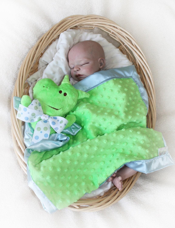 Dragon Blankets Minky Dragon Security Blanket