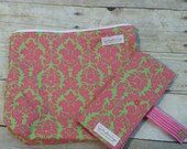 MADE TO ORDER** Planner Pouch & Pen Case set