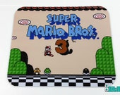 NES Mouse Pad - Super Mario 3