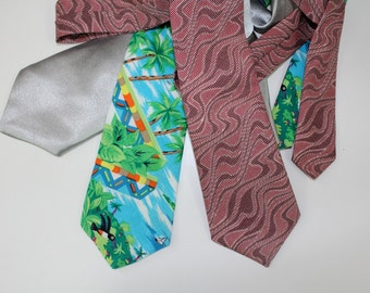 30 Minute Tie PDF Pattern - Super easy!