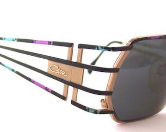 RARE Vintage CAZAL mod 980 655 Eyeglasses // 1980s  Vintage Designer Frames // Germany