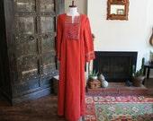 Beautiful ethnic maxi dress