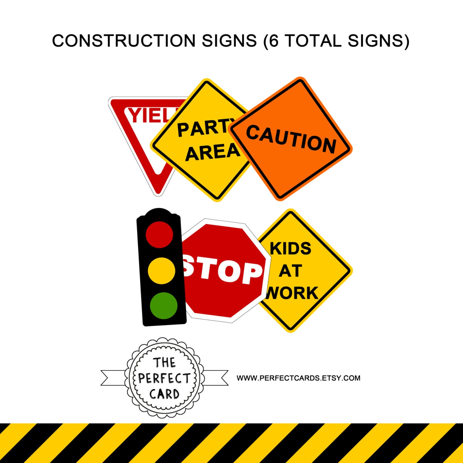 Modest image for printable road signs