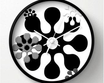 Art deco wall clock Etsy