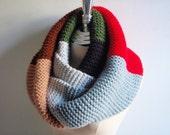Stylish Knitting Scarf