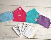 Pretend Play Felt Envelopes, Letters, & Stamps