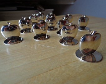 Place Card Holders Leonore Doskow Vintage Apple Theme