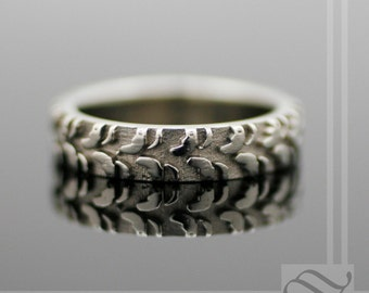 mud tire wedding ring mud tire wedding ring etsy 6066