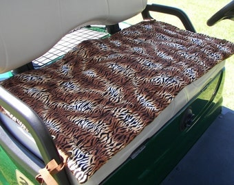 Golf Cart Seat Cover a Fashionable, Functional Accessory to Any Golf Cart,  Seat Cover Makes a Terrific Gift for Your Favorite Golfer