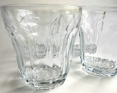 Retro Pasabahce Palaks #37 Turkey Old Fashioned Glasses Set of Four