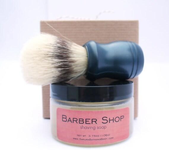 Shaving Soap Set - Vegan Soap - Women's Shaving Soap