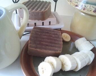 Banana Cream Eco Soap