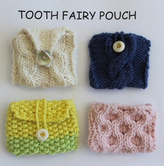 Tooth Fairy Bag Pattern
