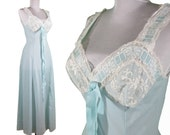 1930's vintage Nightgown by Val Mode