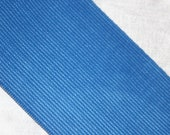 "1 yard Royal Blue 2 or 3"" wide boxer knit waistband elastic"